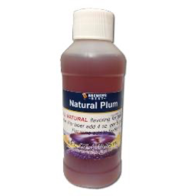BREWERS BEST NATURAL PLUM FLAVORING EXTRACT 4 OZ