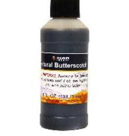 BREWERS BEST NATURAL BUTTERSCOTCH FLAVORING EXTRACT 4 OZ