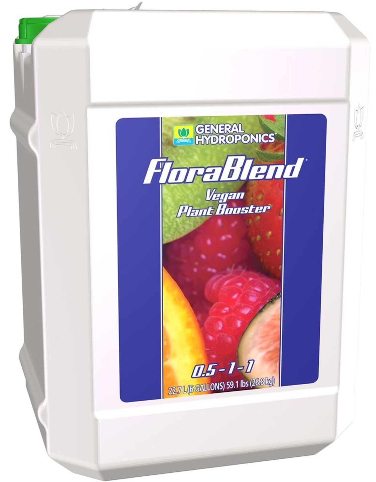 GENERAL HYDROPONICS GH FloraBlend 6 Gallon