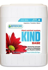 BOTANICARE Kind® Plant Nutrient System is a proprietary three-part nutrient unlike any other. Kind® was formulated with the calcium and magnesium separate from the trace minerals. This allows you to customize Kind® to meet the specific needs of your garden, whatever