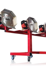 """Centurion Pro HP refers to """"High Performance"""" and represents our workhorse line of buckers. The high production value of these machines results in the industry's highest buck rate / hour. This line utilizes two rollers that pull the stem into the machine, thereby poppi"""