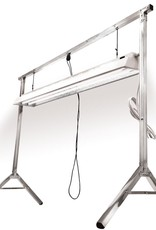 SUPER SPROUTER Super Sprouter 4 ft Propagation Stand w/ 4ft 2 lamp T5 120 Volt Fluorescent Fixture