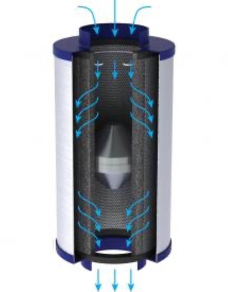 "ACTIVE AIR Active Air Inline Carbon Filter, 6""x24"""