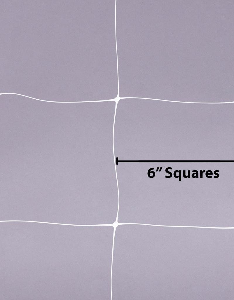 GROWERS EDGE Grower's Edge Commercial Grade Trellis Netting 4 ft x 328 ft