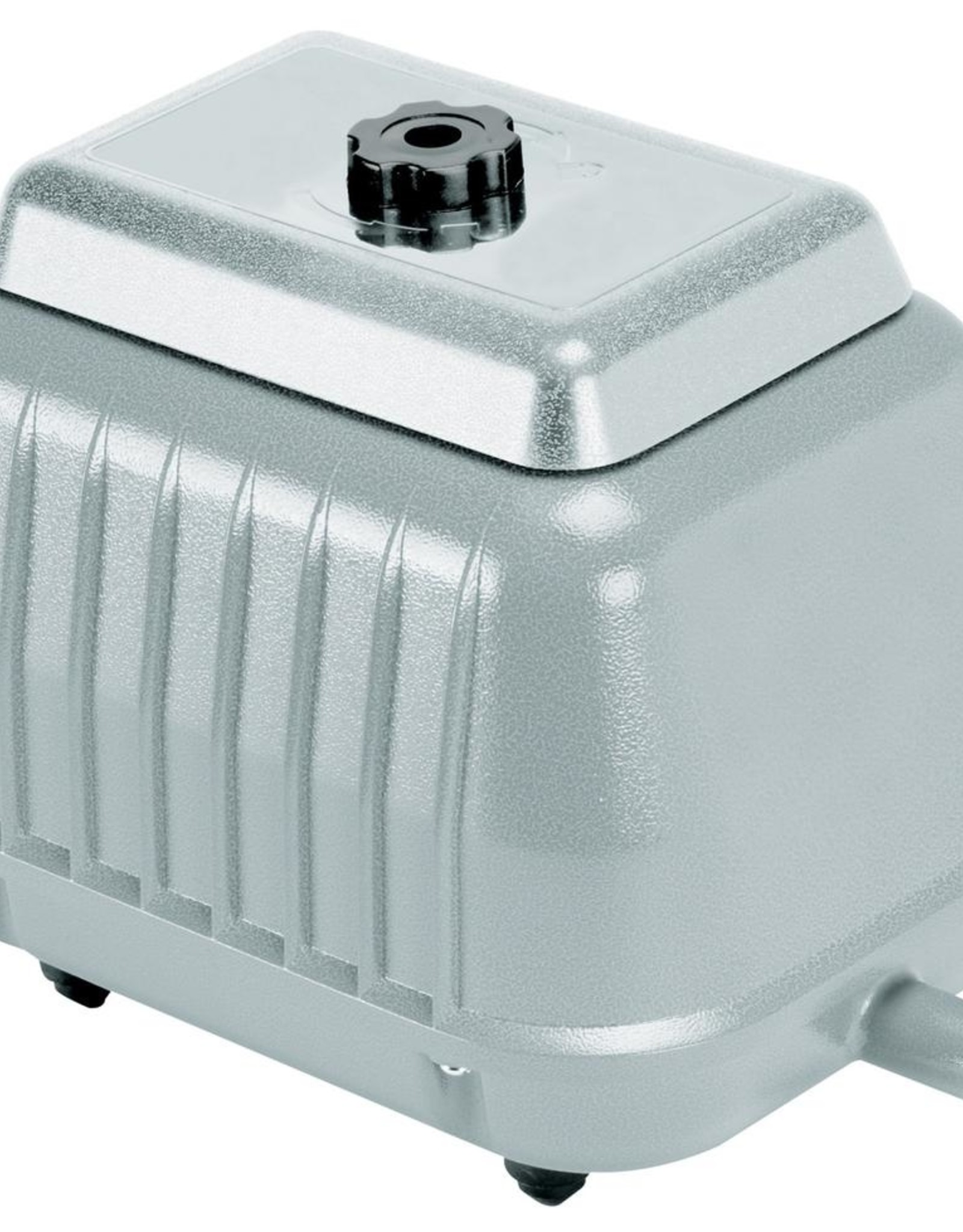 DANNER Danner Supreme Hydroponic AP-Series air pumps have been designed to satisfy the requirements of a multitude of water-related applications. The non-oil lubricated motor is designed to operate efficiently and save energy. Single outlet discharge and include