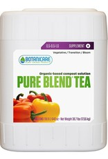 BOTANICARE Pure Blend® Tea (formerly Pure Blend® Original Grow & Bloom) combines the key elements of both Pure Blend® Original Grow and Bloom into one highly effective formula. Pure Blend® Tea is enhanced and fortified with a premium blend of ultra-soluble humates,