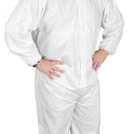 GROWERS EDGE Grower's Edge Clean Room Body Suit - Size L
