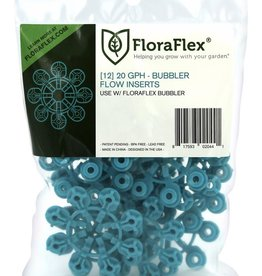 FloraFlex FloraFlex Bubbler Flow Insert 20 GPH (1=12/Pack)