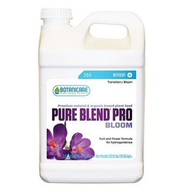 BOTANICARE Botanicare Pure Blend Pro Bloom 2.5 Gallon
