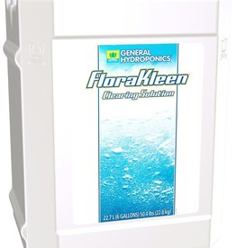 GENERAL HYDROPONICS GH Flora Kleen 6 Gallon
