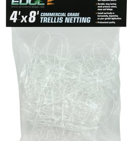GROWERS EDGE Grower's Edge Commercial Grade Trellis Netting 4 ft x 8 ft