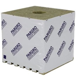 GRODAN Same quality, same value-priced, half-sized cases. Driest value-priced rockwool on the market. Made at the Grodan® factories. Plain brown half-case sizes. Better quality and drainage than other value-priced rockwool.