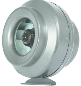 HURRICANE Hurricane® Classic Inline Fans are high-performance fans. The housings are made of steel with a durable powder-coated finish. Made with quality UL components for quiet operation. Include mounting brackets with easy-to-follow instructions. Easily installs