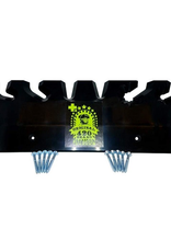 DL WHOLESALE The DeBudder Edge works great for mid-size to commercial growing operations, mount it to a wooden, plastic or metal surface securely with the provided mounting screws and begin saving time and money immediately! The DeBudder Edge has 10 mounting screws wh