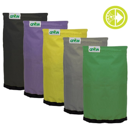 DL WHOLESALE Grow1 Extraction Bags 5 Gal 5 bag kit<br /> Our 5 Gallon, 5 Bag Extractor Bag Kit is the most advanced on the market. With countless hours of extensive professional testing, we have developed a series of various micron screens to allow you to efficiently create
