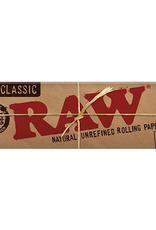 RAW RAW Classic Papers 1-1/4 50 Leaves/Pack