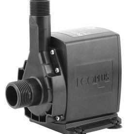 ECOPLUS EcoPlus Mag Drive Utility Pumps® are premium quality, fixed flow, multiuse water pumps. These are high performance pumps with low power consumption and increased head pressure. They can be used as a submersible pump or in an external inline use with verti