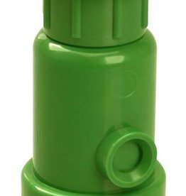 FloraFlex The FloraFlex® Air Bleed Valve (3/4 in) can be installed on any mainline to prevent air locks. When water starts to flow, air is forced out of the Air Bleed Valve. When water hits the valve, the valve closes and water flows freely through the line. This p