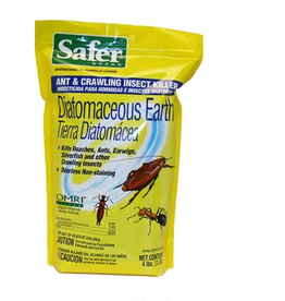SAFER BRAND Product Details<br /> This organic pest control formula is ideal as a bed bug killer or for killing ants, earwigs, cockroaches, silverfish, crickets, fleas, millipedes and centipedes.<br /> <br /> The efficient nature of this organic pest control product makes it the most