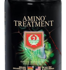 HOUSE & GARDEN House & Garden Amino Treatment® helps to strengthen the plant and build a healthy foundation for later in flowering.