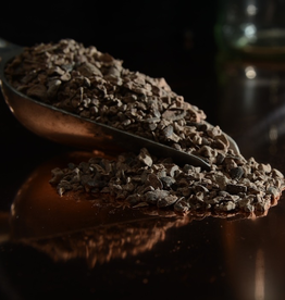 TCHO Small pieces of crushed, roasted cacao beans. These Ecuadorian nibs imparts subtle dark chocolate notes. Organic and Fair Trade Certified, TCHO cacao nibs feature a baker's chocolate or European dark chocolate profile with fruit notes. 7.8 oz canister.