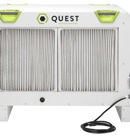 QUEST Quest 506 is the industry's first 500 pint, 230 V 1 phase, commercial dehumidifier designed for commercial growing at scale. Like all Quest products it can be placed at ground level for immediate operation or hung overhead and out of the way. The Quest 50