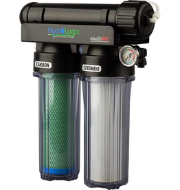 HYDROLOGIC Stealth-RO150<br /> Removes 98%+ of all contaminants in your tap water. Leading the industry in efficiency, the Stealth includes your choice of both 1:1 and 2:1 waste to product water ratios. Customized for gardening and hydroponics. The #1 selling filter in ga