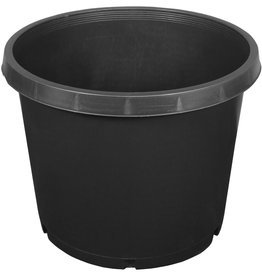 GRO PRO The Gro Pro® Premium Nursery Pots are the best quality pots on the market! These injection-molded pots have impact-modified plastic for extra strength and durability. They are much thicker and more durable than traditional blow-molded nursery pots and oth