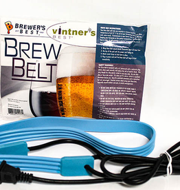 BREWERS BEST The Brewer's Best / Vintner's Best Brew Belt will help you maintain a constant brewing temperature of 68-75 F for all of your fermenting beverages (beer wort, wine must). Environments in your home may not be ideal for keeping your fermenter at the perfect