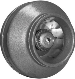 VORTEX Vortex Powerfans are high-performance, inline duct blowers constructed from quality steel with heavy duty attractive hammertone powdered coat finish. The extended collar allows for easy duct installation and taping. Superior quality and smart design ensur