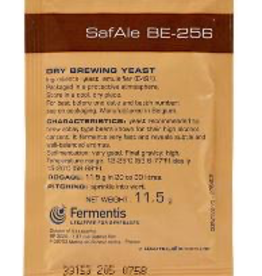 FERMENTIS Active dry yeast recommended to brew a diversity of beers amongst which abbey style beers known for their high alcohol content. It ferments very fast & reveals subtle & well-balanced aromas. To maintain the aromatic profile at the end of the fermentation,
