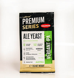 LALLEMAND LalBrew Verdant IPA was specially selected in collaboration with Verdant Brewing Co. (UK) for its ability to produce a variety of hop-forward and malty beers. Prominent notes of apricot and undertones of tropical fruit and citrus merge seamlessly with hop