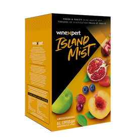 WINE EXPERT Ripe red raspberry mix with juicy peach undertones. Fruity, refreshing, & easy drinking. ABV: 6%, BODY: Light, OAK: None, SWEETNESS: Sweet
