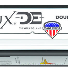 HORTILUX Eye Hortilux® Double-Ended (DE) High Pressure Sodium grow lamps offer a reliable light source capable of producing consistent high yields through many growth cycles. The exclusive Eye Hortilux DE spectrum provides 1,950 µmol of photosynthetic photon flux