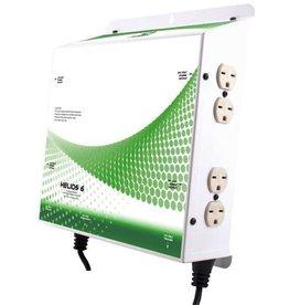 TITAN CONTROLS Titan Controls Helios 6 - 8 Light 240 Volt Controller w/ Dual Trigger Cords
