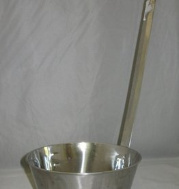 LD CARLSON STAINLESS STEEL DIPPER 32 OZ