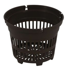 "GENERAL HYDROPONICS 6"" NET POT (BROWN)"