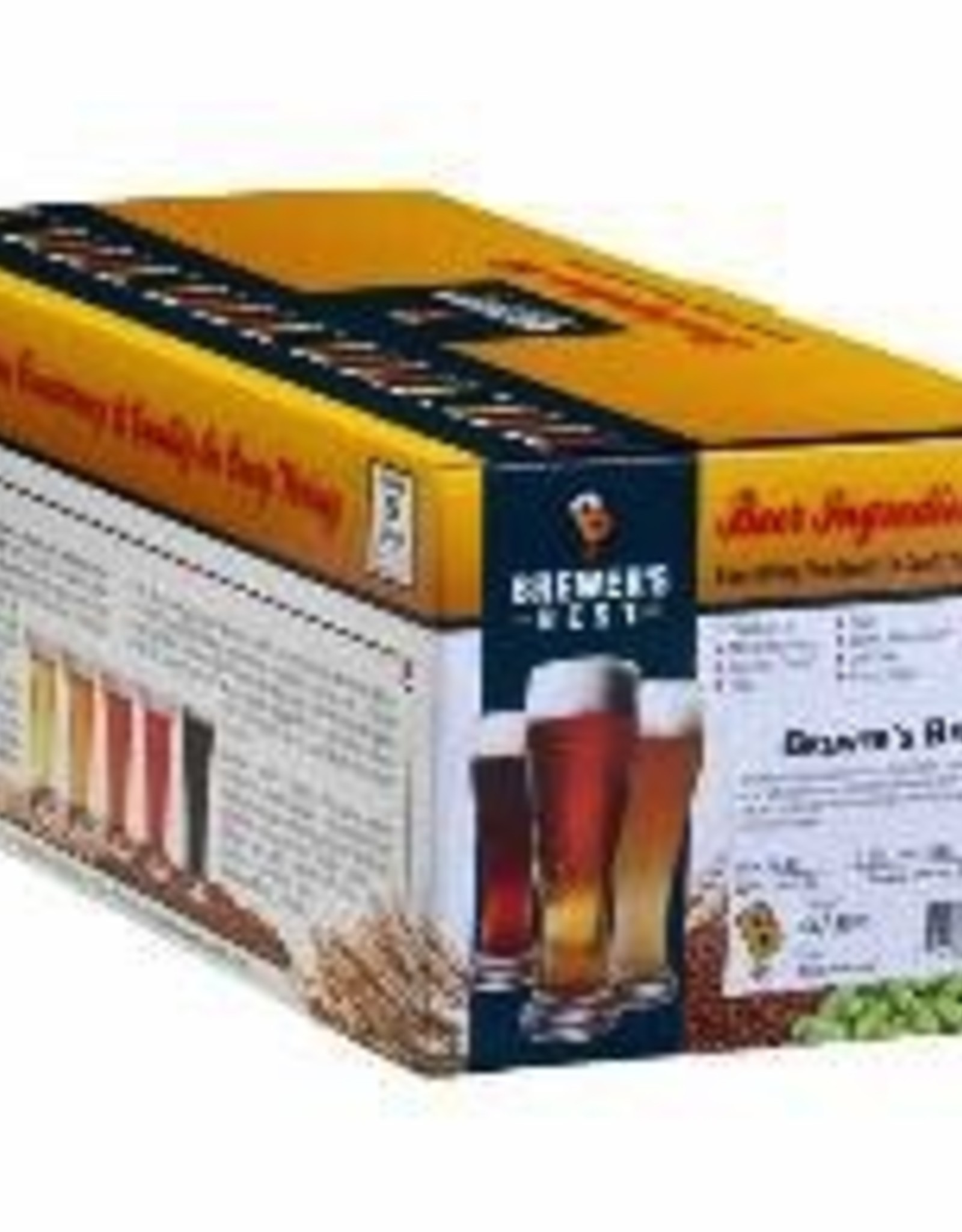 BREWERS BEST TANGERINE PALE ALE INGREDIENT PACKAGE (CLASSIC)