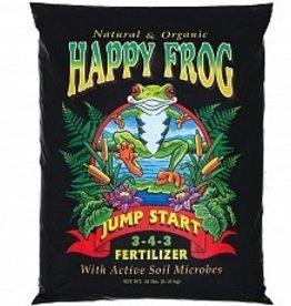 FOX FARM FoxFarm Happy Frog Jump Start Fertilizer, 18 lbs