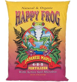 FOX FARM FoxFarm Happy Frog Japanese Maple Fertilizer, 18 lbs