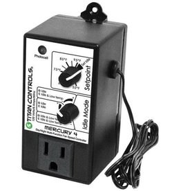 TITAN CONTROLS MERCURY 4 MULTIMODE FAN SPEED CONTROLLER