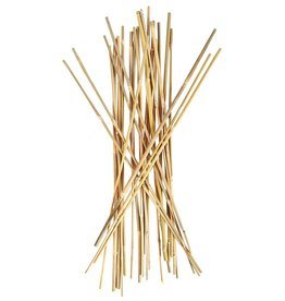 BWGS Smart Support Bamboo Stakes, 4', 25 Pack