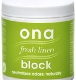 ONA ONA FRESH LINEN BLOCK 6 OZ