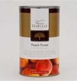 LD CARLSON PEACH PUREE 49 OZ VINTNER'S HARVEST