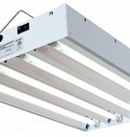 HYDROFARM EnviroGro T5 2FT- 4 Tube Fixture w/bulbs