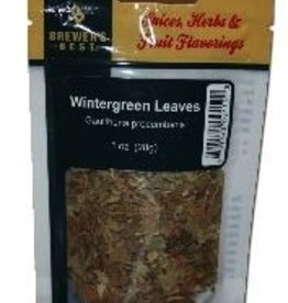 BREWERS BEST WINTERGREEN LEAVES 1 OZ