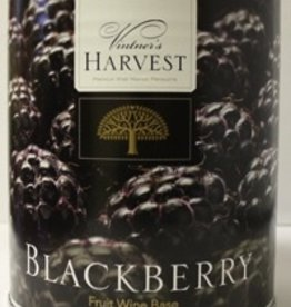 VINTNERS HARVEST VINTNER'S HARVEST BLACKBERRY FRUIT WINE BASE 96 OZ.