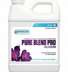 BOTANICARE Pure Blend Pro Bloom 1 qt