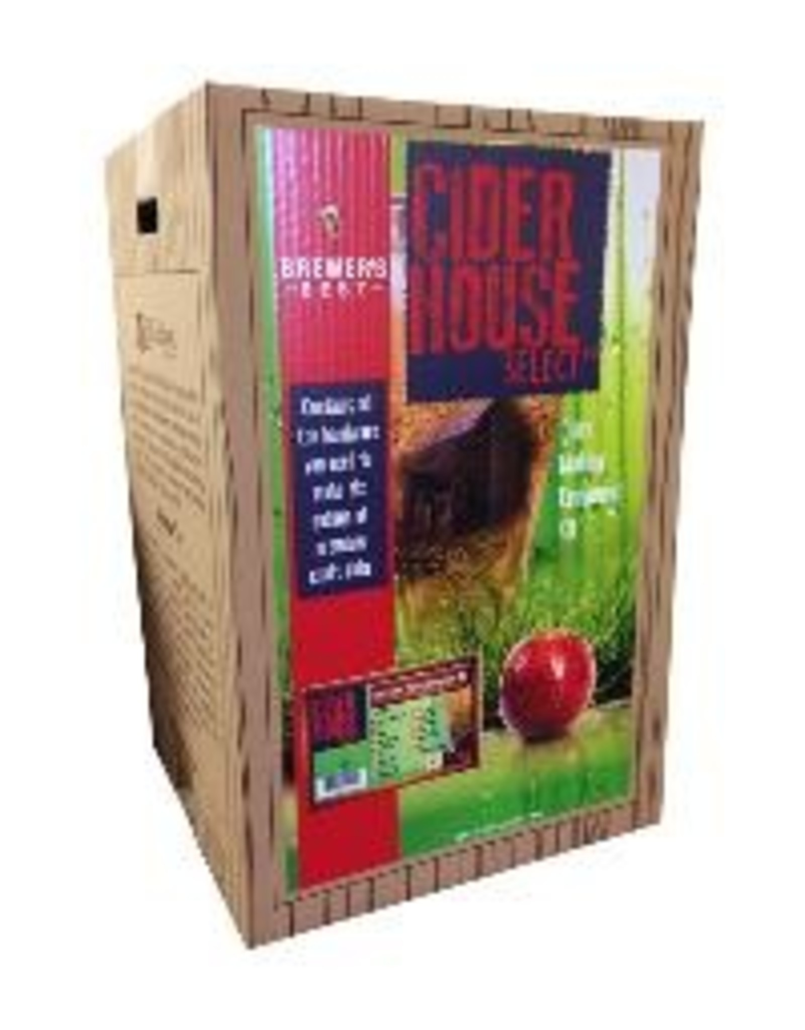 BREWERS BEST CIDER HOUSE SELECT CIDER EQUIPMENT KIT