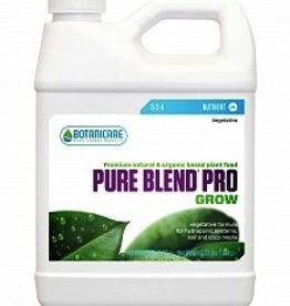 BOTANICARE Botanicare Pure Blend Pro Grow 1 Quart